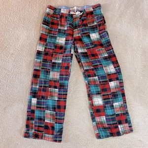 American Eagle Outfitters Patchwork Lounge Pants M